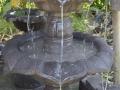 Air Mancur Teratai Bagian Tengah