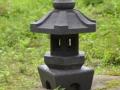 Lampu Lampion Batu Alam