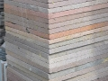 Hasil Potong Batu Alam: Tegel Ukuran Sedang