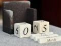 Kalendar Batu Alam dan Batu Putih Bagian-bagiannya