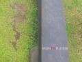 Kursi Taman Batu Alam Merapi Panjang 150cm Tampak Pinggir Atas