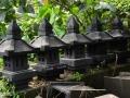 5 Unit Lampion Pagar Batu Alam Merapi