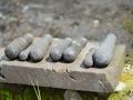 Alu Batu Candi Merapi Ukuran Kecil