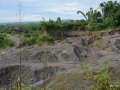Tambang Batu Andesit Gunung Merapi di Keningar