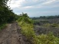 Kondisi Jalan menuju Tambang Batu Andesit Gunung Merapi