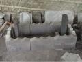 Kijing Makam Batu Alam Merapi Bentuk Maesan dan Plisir