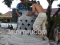 pembuatan-pemasangan-stupa-candi-borobudur-bandara-adisucipto-yogyakarta-14