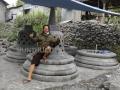 pembuatan-pemasangan-stupa-candi-borobudur-bandara-adisucipto-yogyakarta-5