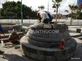 pembuatan-pemasangan-stupa-candi-borobudur-bandara-adisucipto-yogyakarta-9