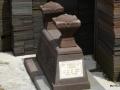 Pusara Makam / Nisan / Kijing Batu Candi Merapi (Alam)