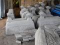 Pusara Makam / Nisan setengah Jadi dalam proses Pengerjaan