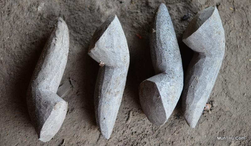 Jual Munthu / Ulegan Batu Merapi Karya Pak Muhyasin