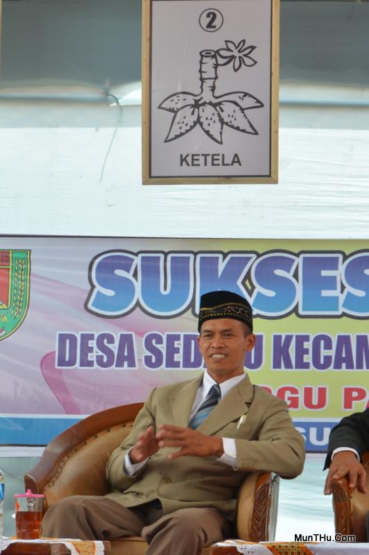 Pak Ashrofi, Ketela, Pemenang Pikades Sedayu 2013