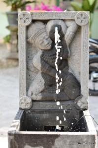 berbagai jenis air mancur batu alam merapi dengan design