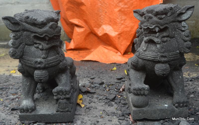 Patung Samsi Batu Candi Versi 2