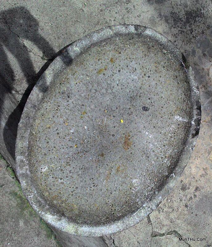Cobek Cetakan Semen dan Campuran Pasir