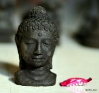 Miniatur Kepala Budha MN1