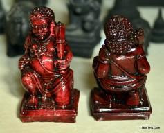 Miniatur Patung Gupolo Cetakan Fiber MN15