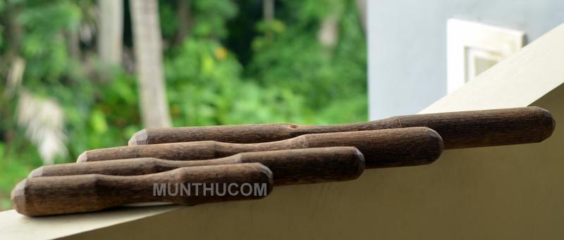 Alu / Tumbukan Kayu Aren 30-60cm